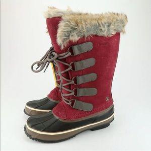Northside Shoes - Northside Kathmandu faux fur winter boots Sz 6 M